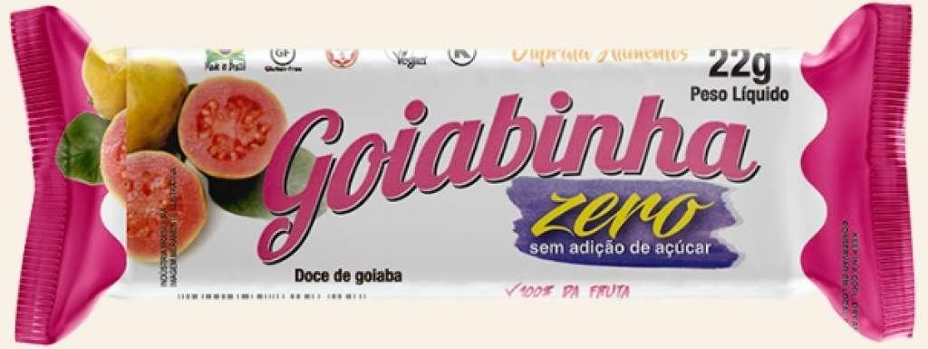 DUPRATA - GOIABINHA SEM ACUCAR 22G - UN