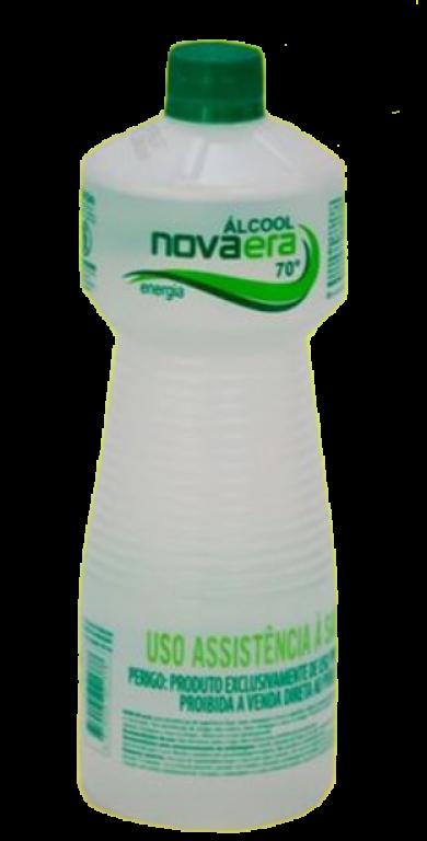 NOVA ERA - ALCOOL LIQ NEUTRO 70 01 LT - UN*